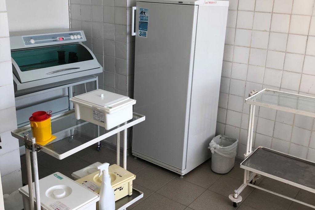 «Бережливая поликлиника»: в Ростове на базе взрослой поликлиники открылся кабинет выписки льготных медикаментов