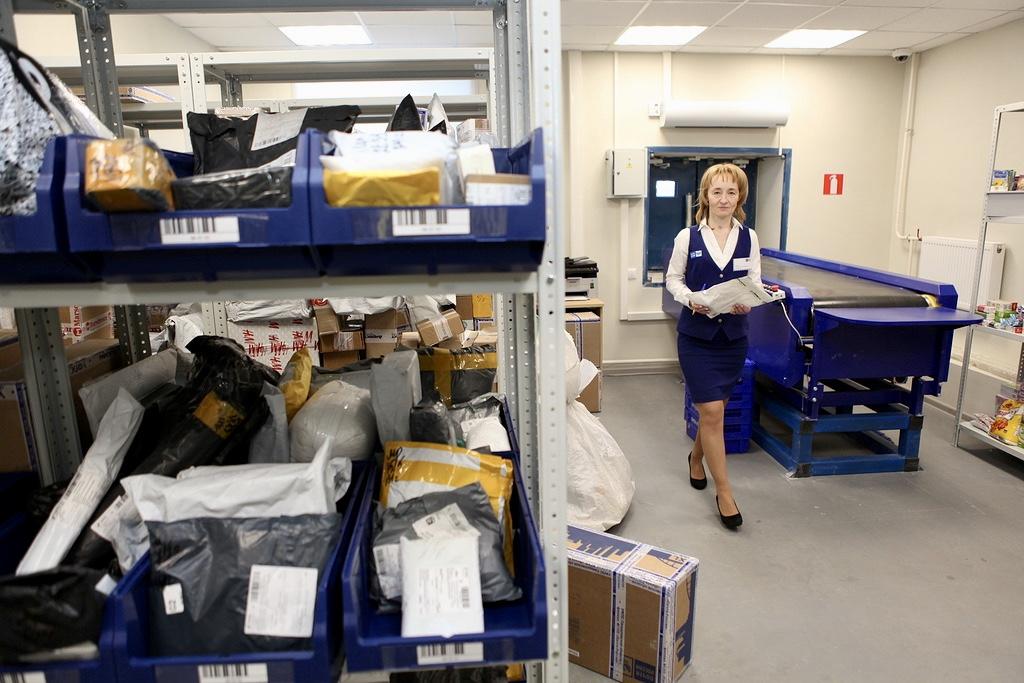 Екатерина Троицкая: «В регионе запущен процесс перехода на современные стандарты качества почтовых услуг»