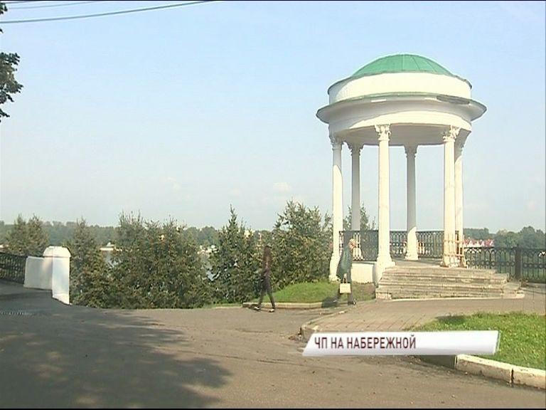 Ярославцы считают Волжскую набережную «изюминкой» города