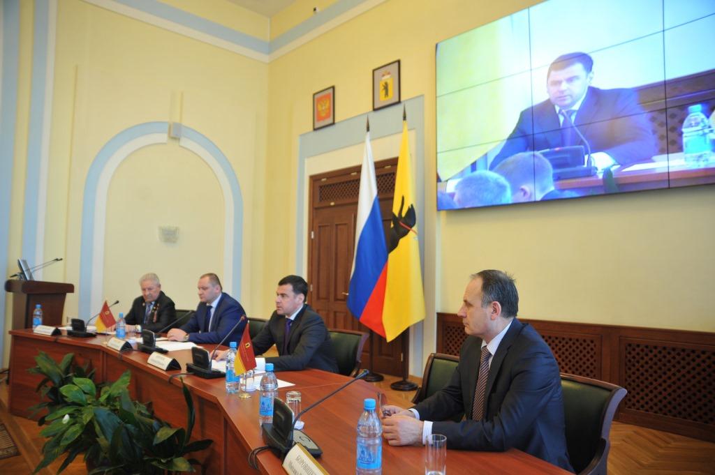 Общественная палата Ярославской области собралась в новом составе