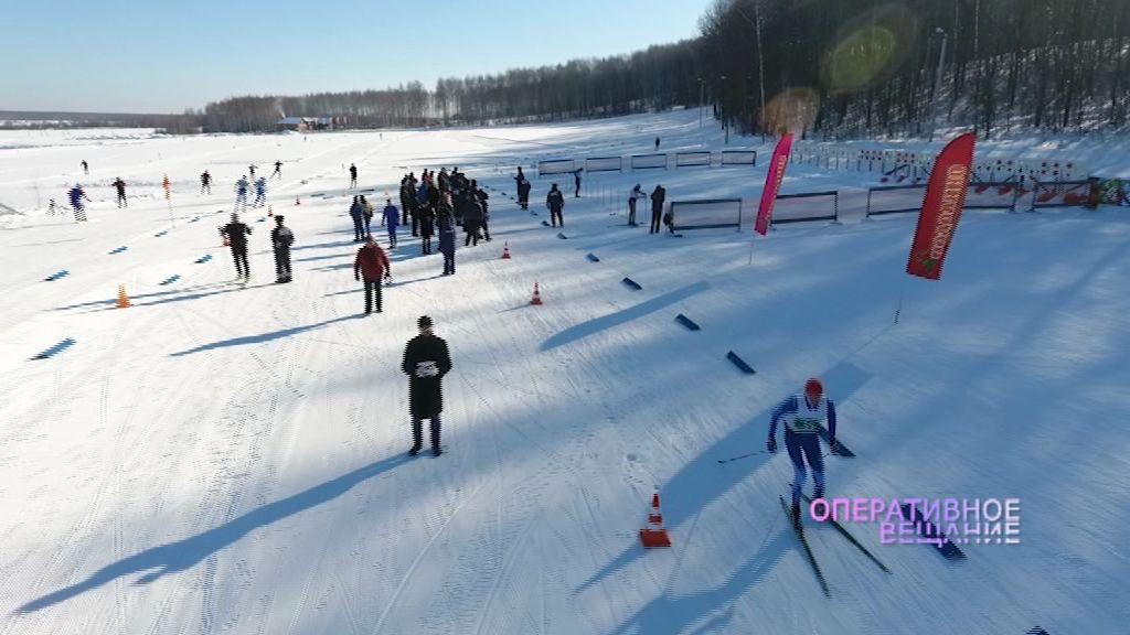 В Подолино прошли соревнования по служебному биатлону памяти Валентина Журавлева
