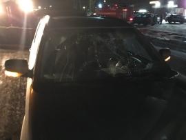 В Ярославле ночью водитель сбил пешехода