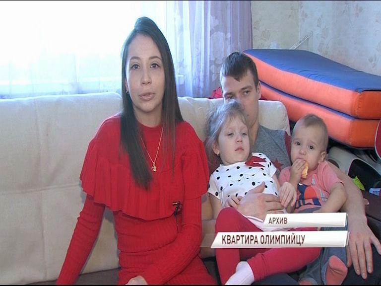 Илья Буров -о подаренной квартире: Детям на будущее