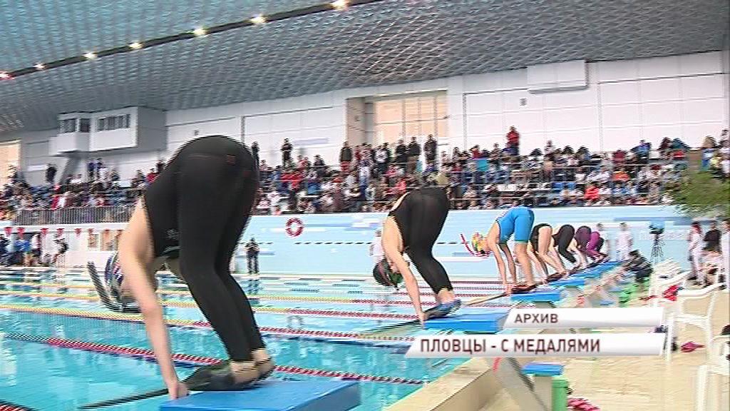 Ярославский пловцы в ластах завоевали несколько медалей в первый день Кубка России