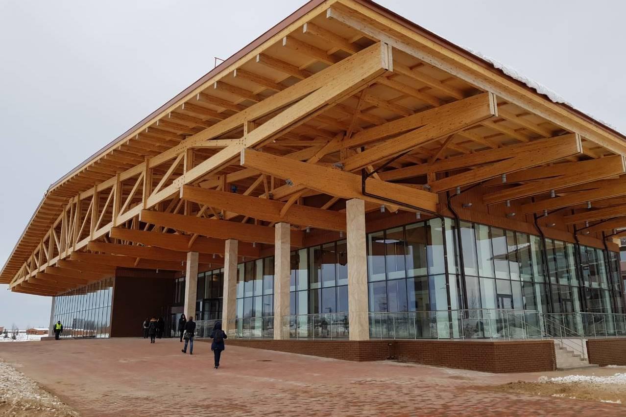 В Переславле-Залесском состоялось техническое открытие курорта «Золотое кольцо»