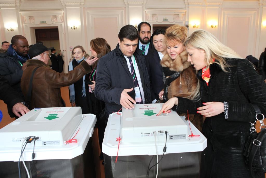 Международные наблюдатели: голосование в Ярославской области прошло в соответствии со всеми стандартами