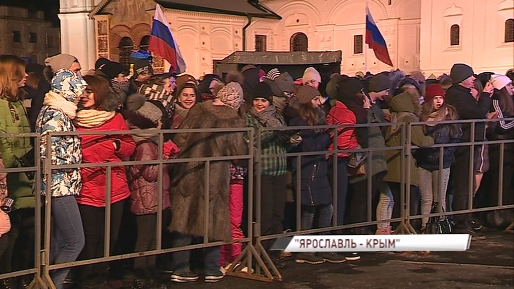 Известные исполнители и селфи с кумирами: чем порадовал ярославцев концерт на Советской площади