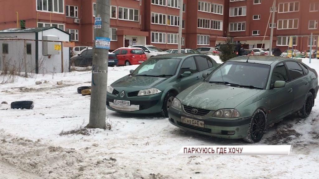 Женщина пырнула ножом в живот соседку из-за места на парковке