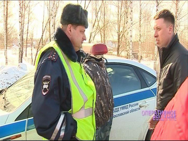 Дорожный дозор: водитель не пристегнул ремнем безопасности ребенка