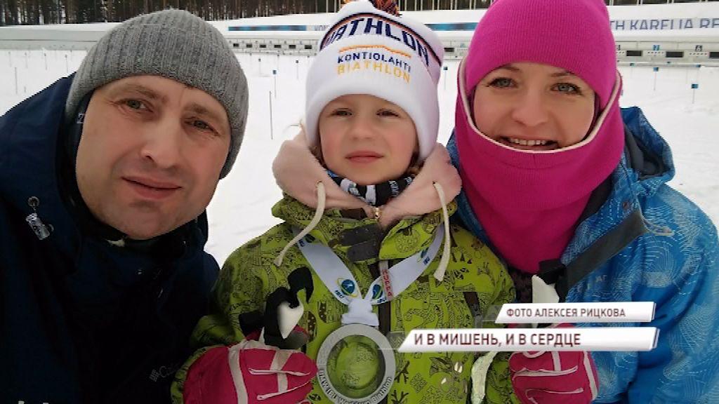 Подарок на зависть фанатам: Мартен Фуркад отдал свою медаль маленькой болельщице из Ярославля
