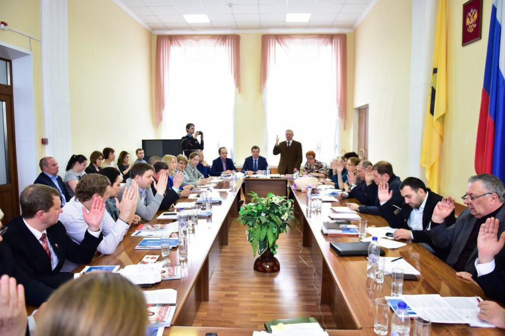 Объединение Переславля и Переславского района вынесут на обсуждение жителей