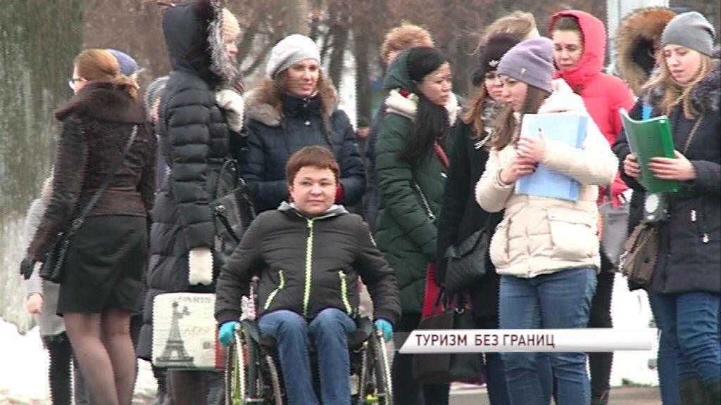 Туризм без барьеров: в Ярославле разработали туристический маршрут для людей с ограниченными возможностями