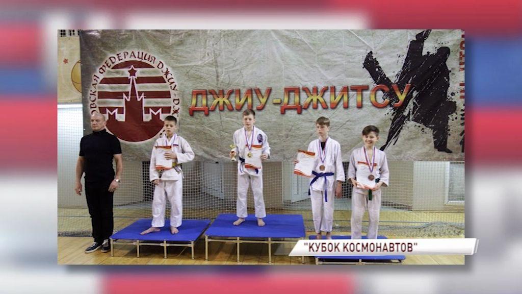 Ярославские борцы завоевали восемь медалей на всероссийском турнире по джиу-джитсу