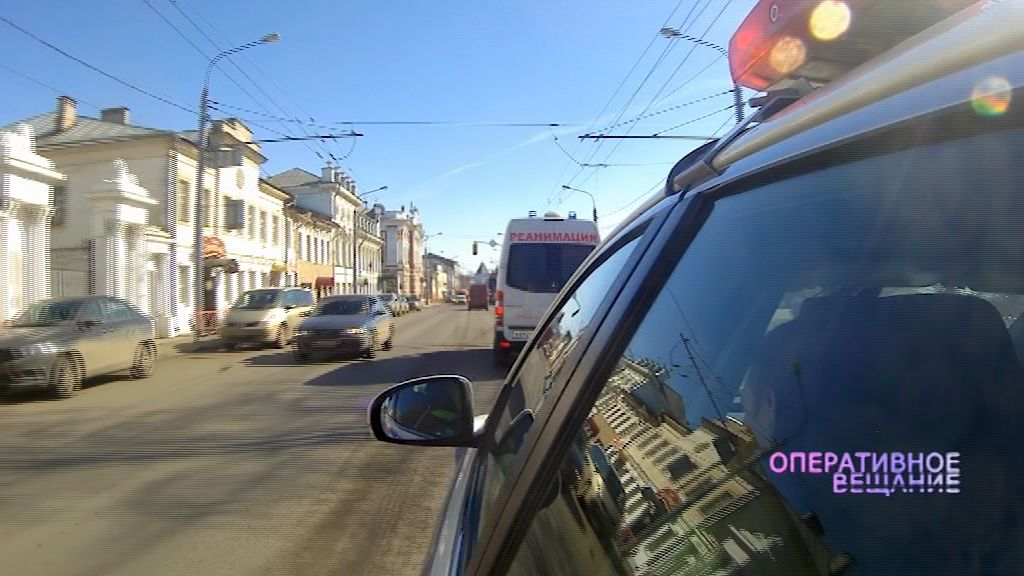 Культура вождения через штрафы: дорожная полиция наказывает тех, кто не пропускает «скорую помощь»