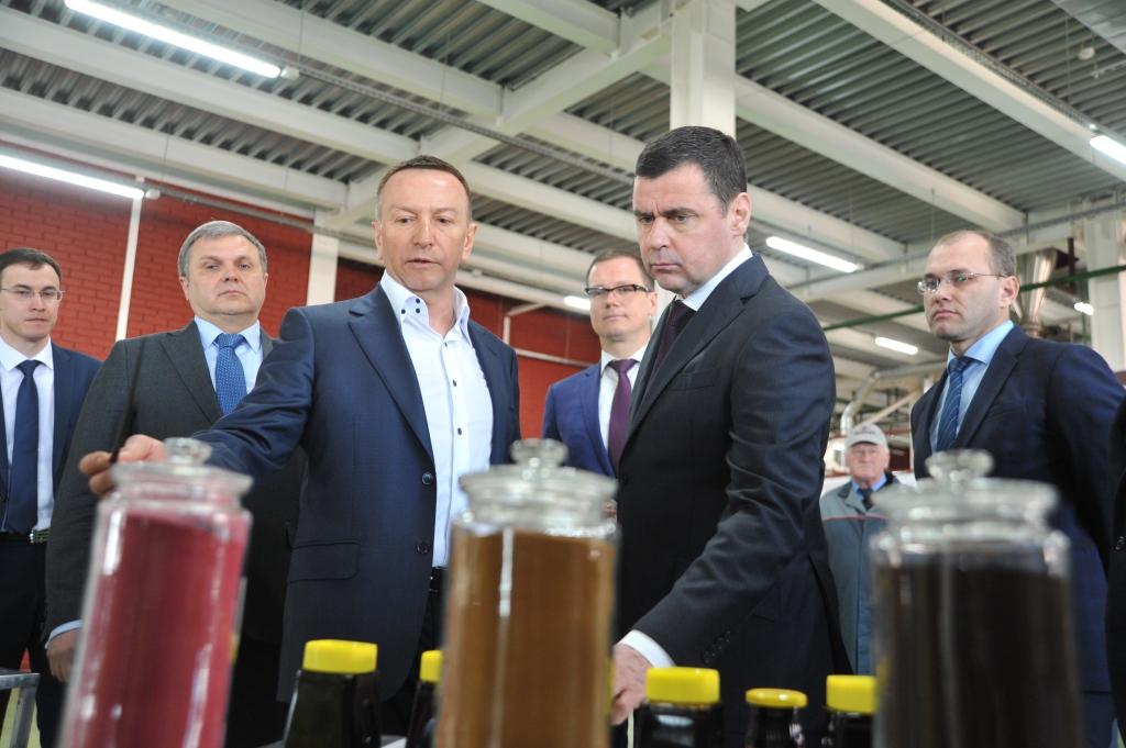 В Ростове теперь будут производить растительные экстракты для реализации по всей стране
