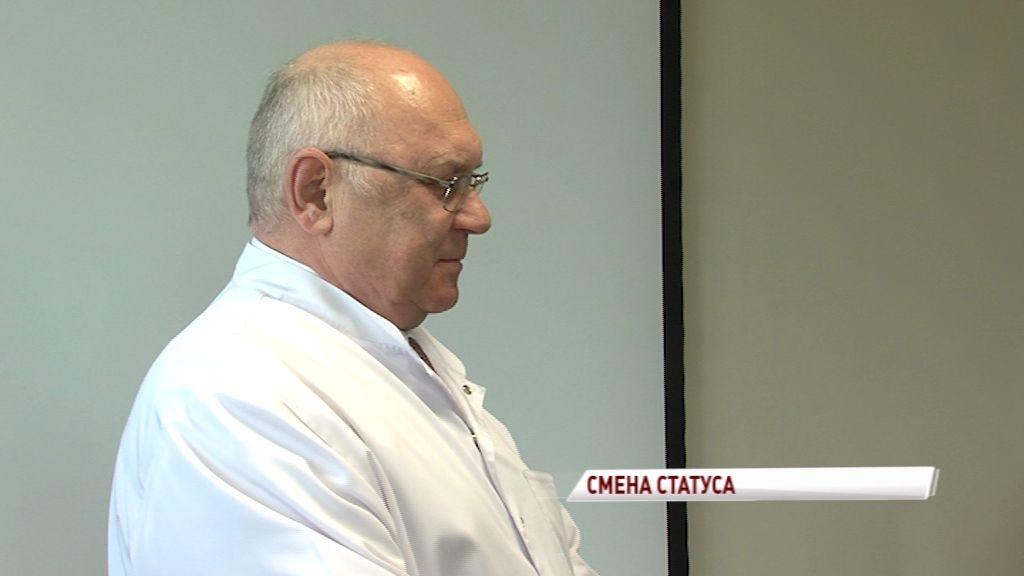 Стало известно, кто заменит Александра Дегтярева на посту главного врача Соловьевской больницы