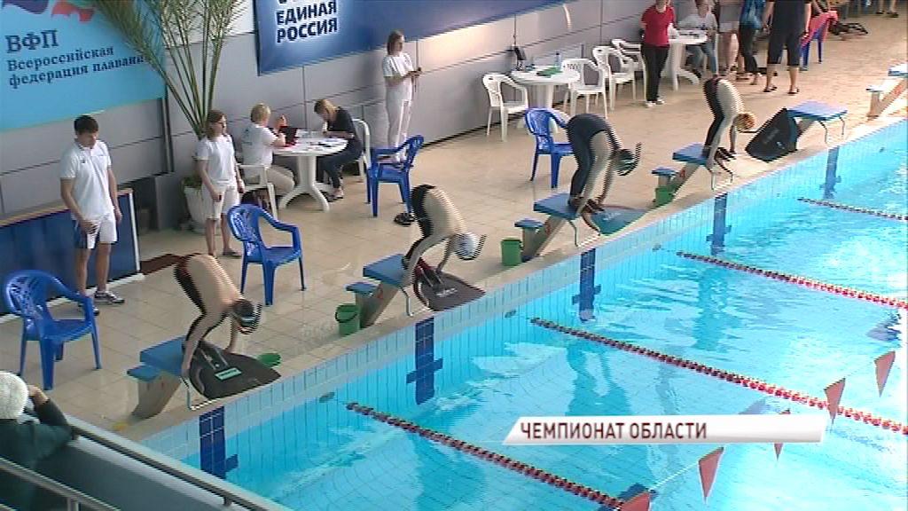 В Ярославле стартовало первенство области по подводному плаванию