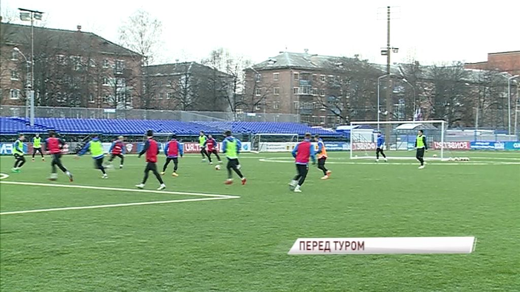 «Шинник» готовится к следующему матчу ФНЛ против «Тюмени»