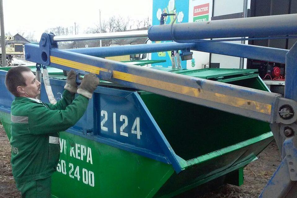 В Брейтовском районе оптимизируют сбор и вывоз мусора