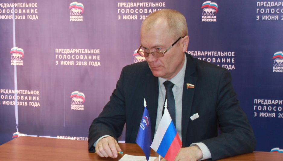 Депутат облдумы от Угличского района примет участие в праймериз