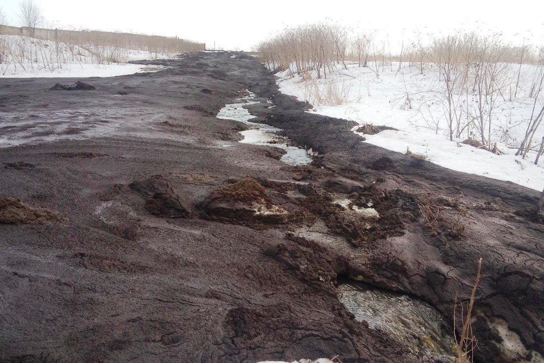 Департамент охраны окружающей среды разберется с куриным пометом в реке Ковать