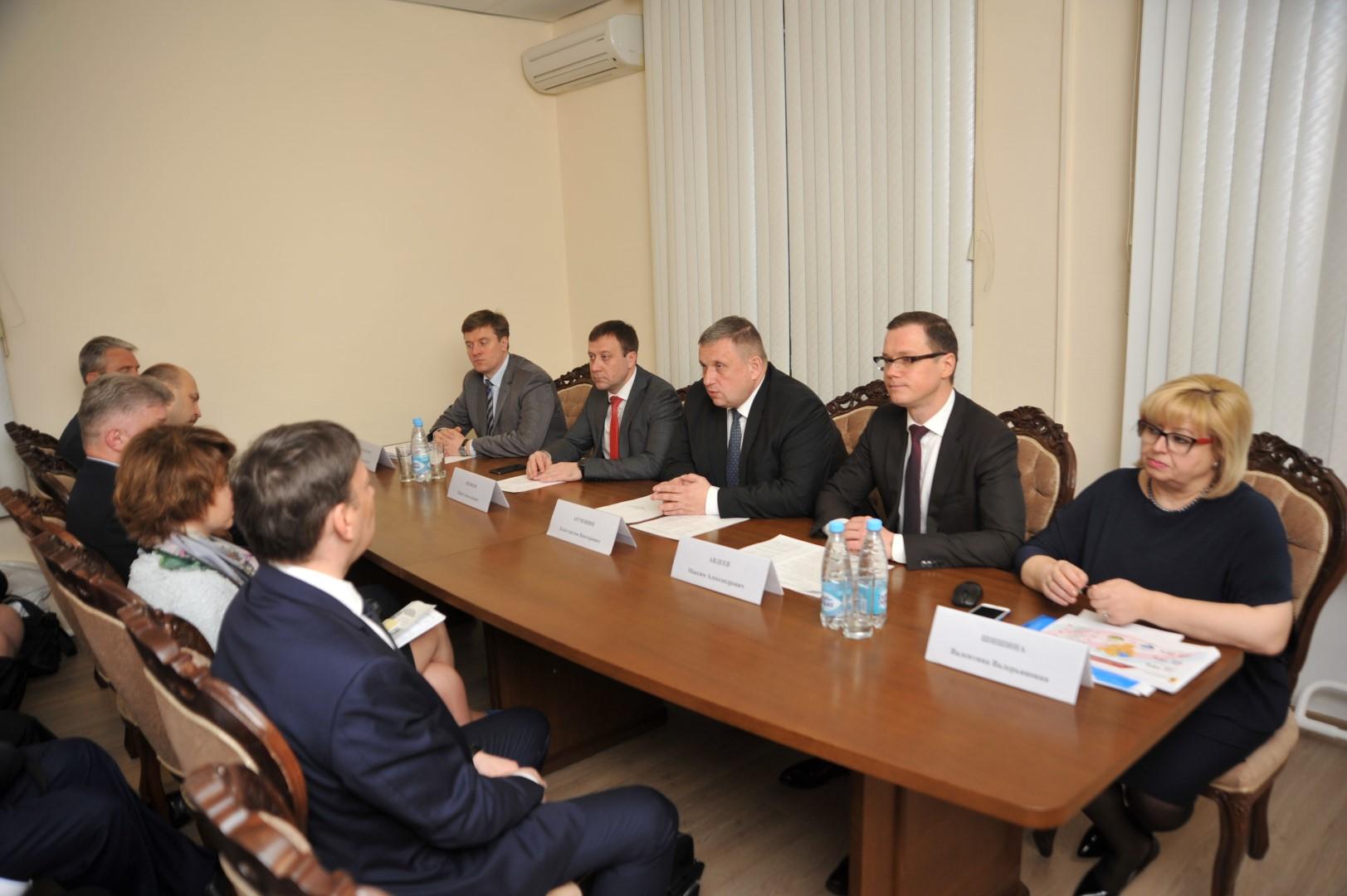 На встрече в Минске представители региона обсудили возможности сотрудничества в сельскохозяйственной сфере