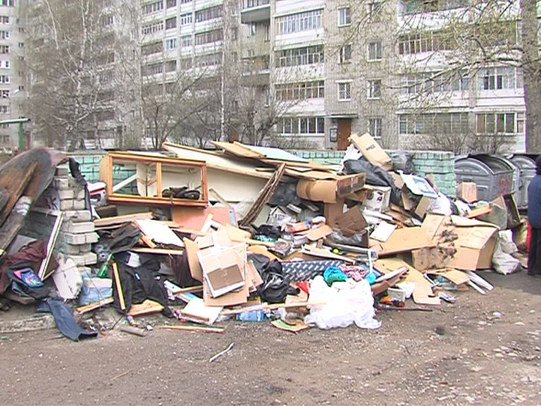 Специалисты департамента охраны окружающей среды провели рейд по незаконным ярославским свалкам