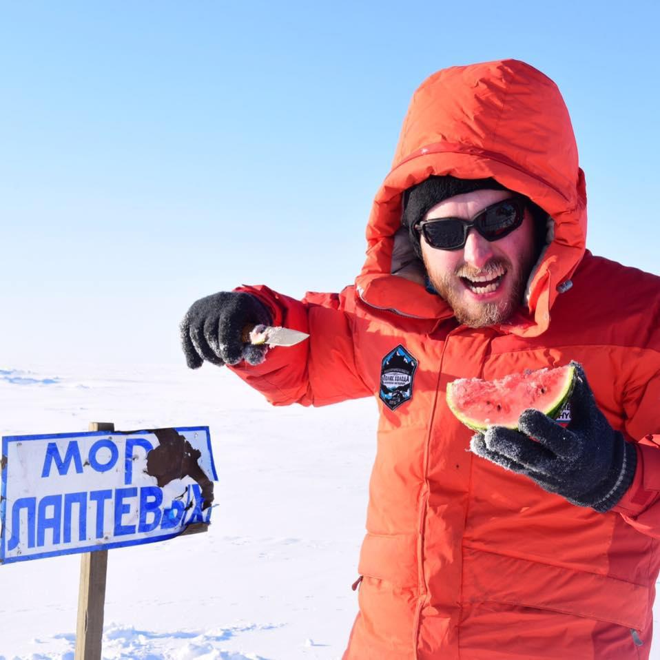 На Северный полюс на велосипеде: ярославский путешественник планирует поставить новый рекорд