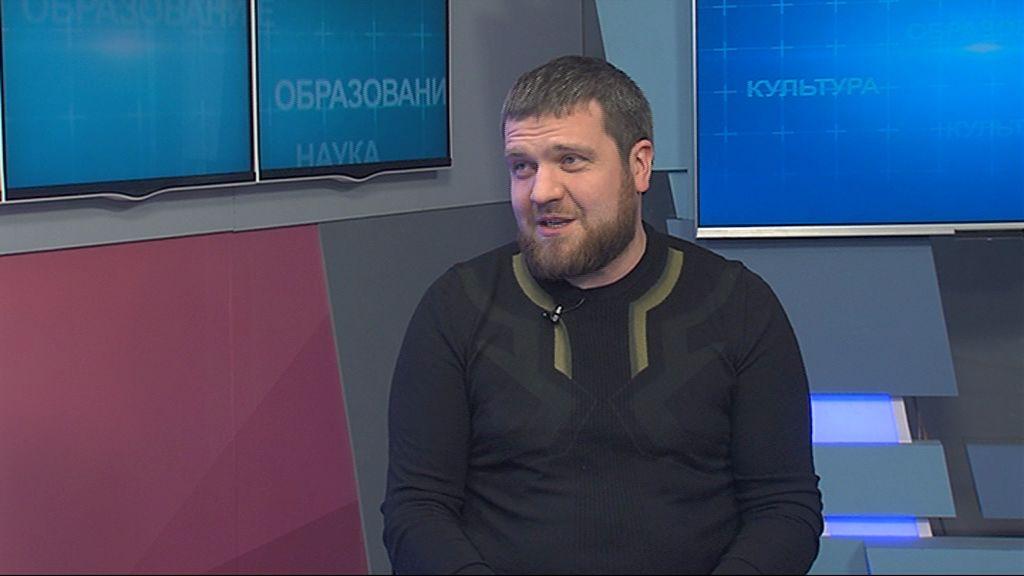 Программа от 13.04.18: Павел Шиханов