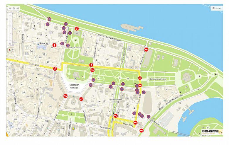 Велопробег в Ярославле: какие дороги перекроют в центре города