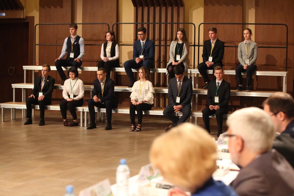 В Ярославле состоялся финал «Умников и умниц Ярославии»