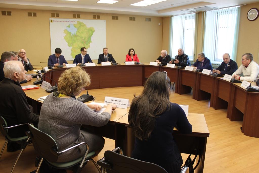 Рабочая группа по оценке ситуации на полигоне «Скоково» провела первое заседание