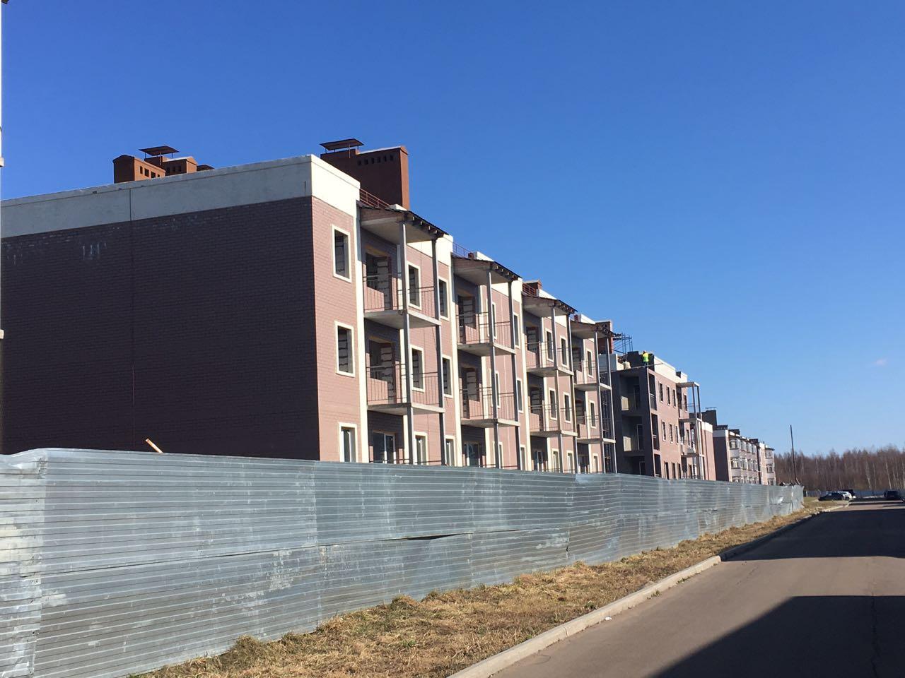 64 семьи обманутых дольщиков получат квартиры к концу этого года