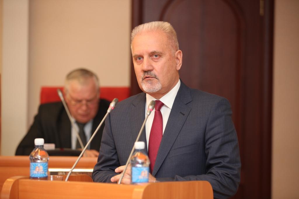 Сергей Бабуркин продолжит заниматься защитой прав человека в регионе