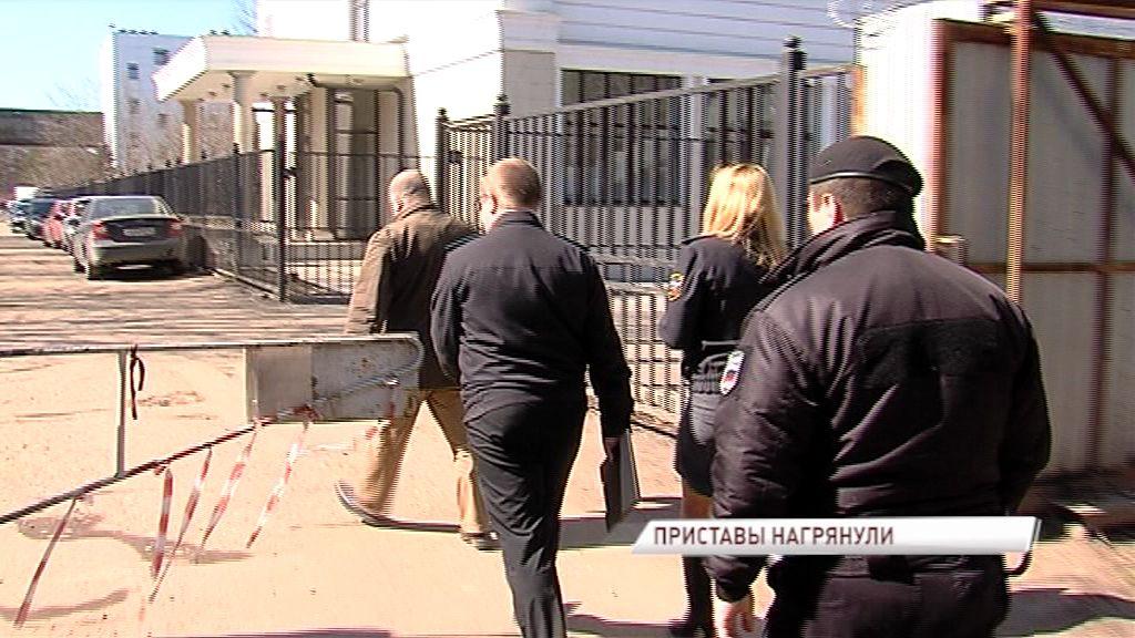 Оборудование на ярославском предприятии не соответствовало требованиям Ростехнадзора