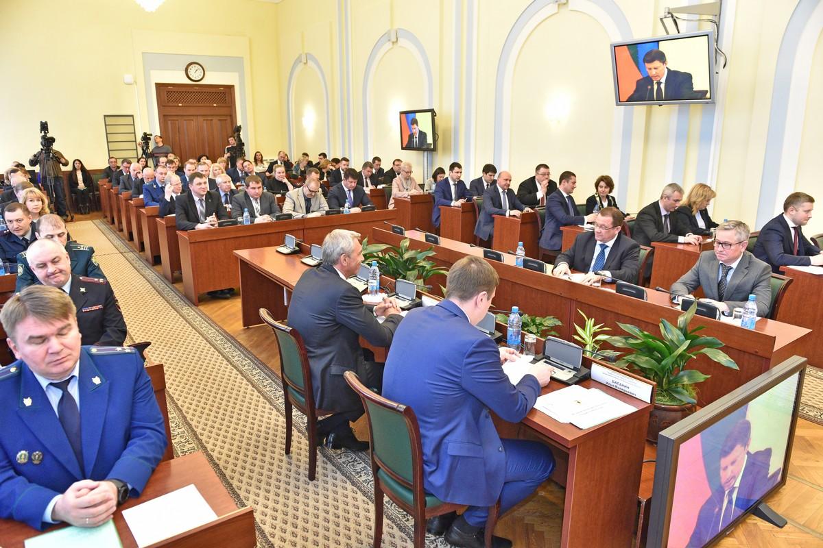 В 2017 году Ярославская область получила 7,5 миллиардов рублей из федерального бюджета