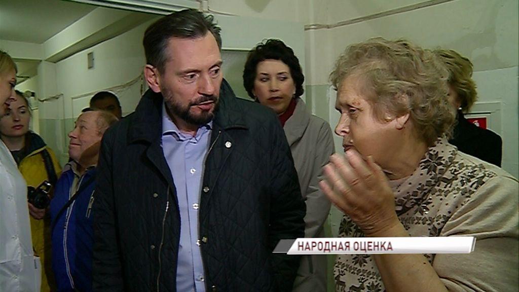 «Медицинский ревизор» из Москвы проверил больницы и ФАПы Ярославской области: что не устроило столичного гостя