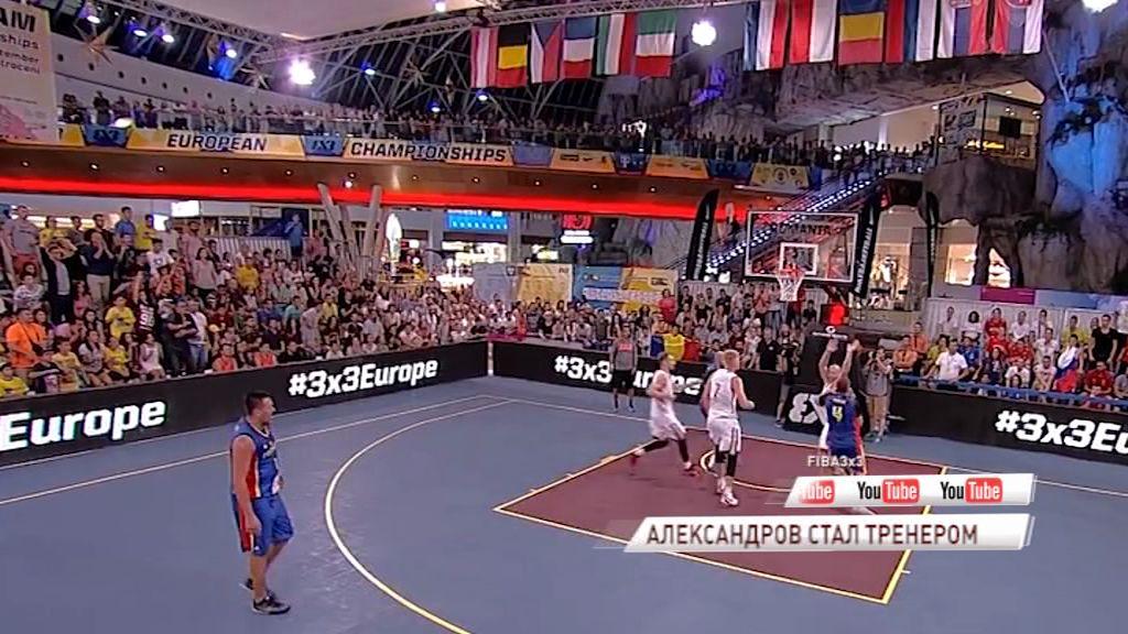 Капитан «Буревестника» стал играющим тренером сборной России по баскетболу в формате 3 на 3