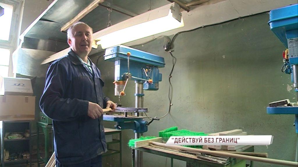 Предприниматель из Ярославля, обеспечивший работой людей с ограниченными возможностями, победил в федеральном конкурсе