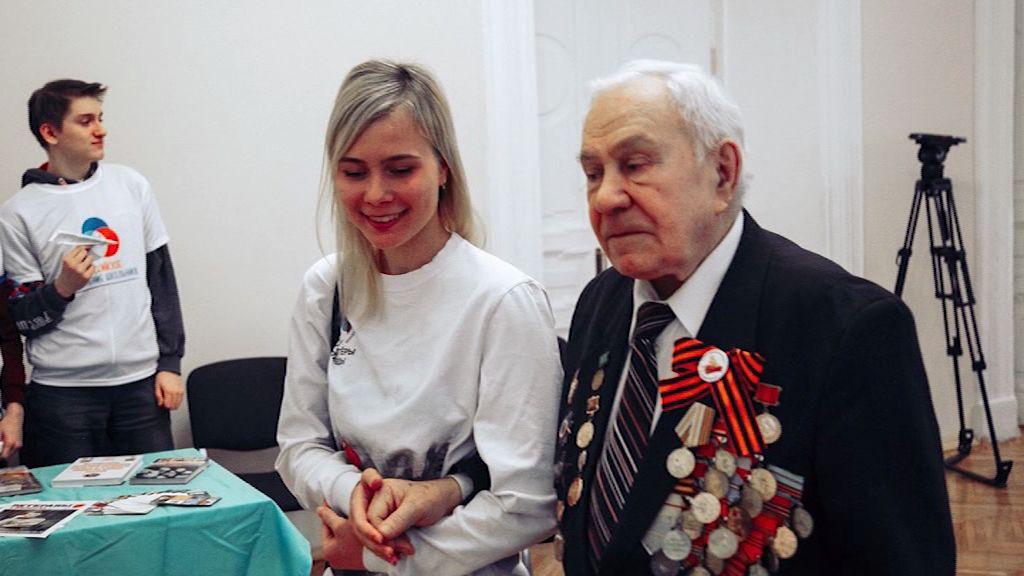 Ярославские «Волонтеры победы» представят нашу область на параде в Москве