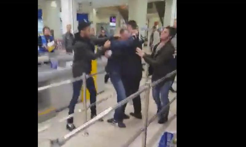 В Ярославле в продуктовом супермаркете произошла массовая драка