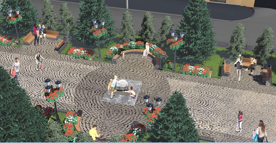 Летом в Рыбинске продолжится реконструкция исторического центра: как это будет выглядеть