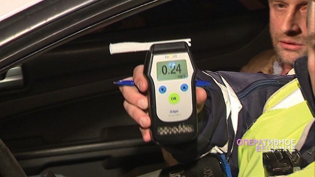 Инспекторы ГИБДД продолжают ловить и наказывать пьяных водителей в рамках операции «Бахус»
