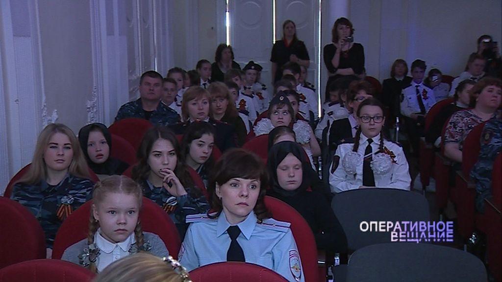 Воспитанники отрядов правоохранительной направленности выступили на фестивале «Мы этой памяти верны»