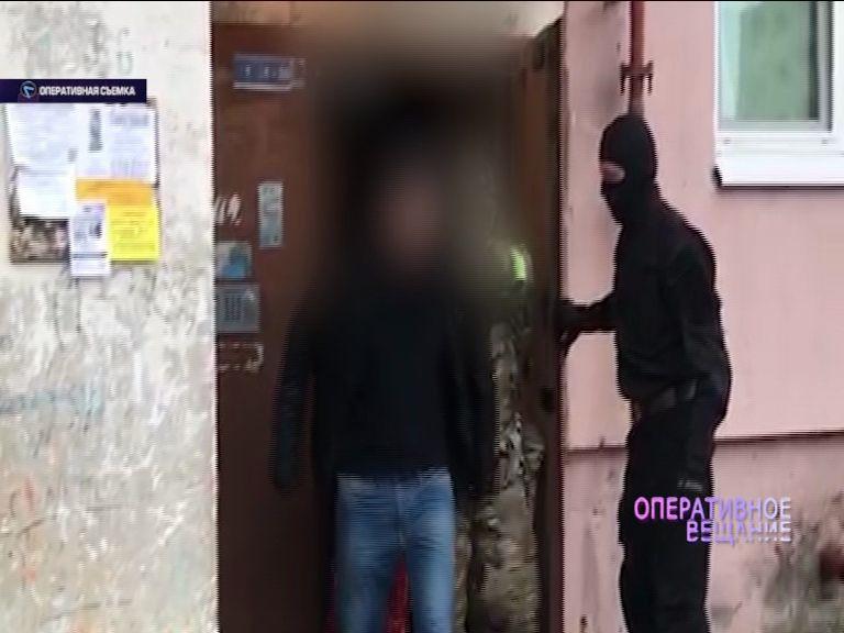 ЭКСКЛЮЗИВ: Кадры задержания членов ИГИЛа в Ярославле