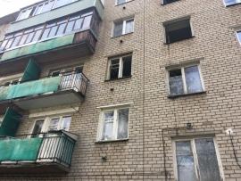 В многоквартирном доме в Брагине взорвался газ