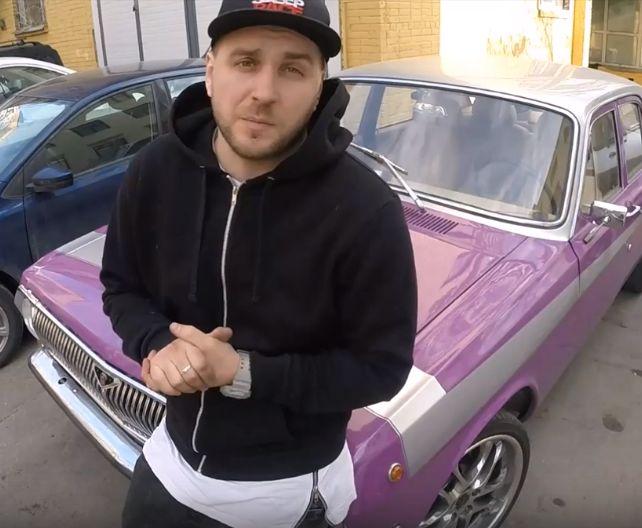 Известный блогер, создатель шедевров из классических моделей «Волги» приедет на ярославские автобои