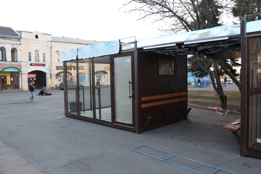 Жители Рыбинска смогут заряжать свои гаджеты прямо на остановке