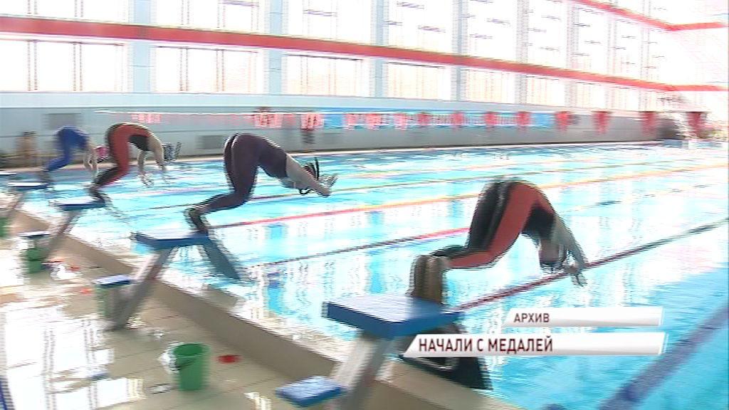 Ярославцы успешно стартовали на первенстве России по подводному спорту
