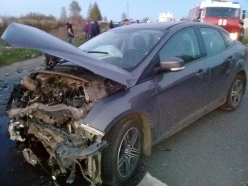 В Ярославском районе «Форд» столкнулся с «пятнашкой»: есть погибший